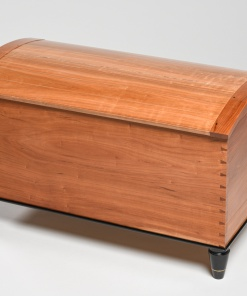 Curved Lid Chest