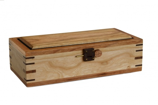 small wooden box maine prison outreach