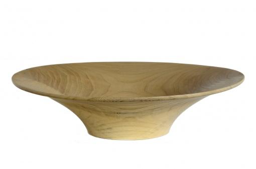 wood turned bowl scott ruesswick