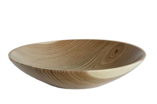 butternut wood turned bowl scott ruesswick