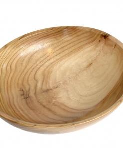 butternut wood turned bowl by scott ruesswick