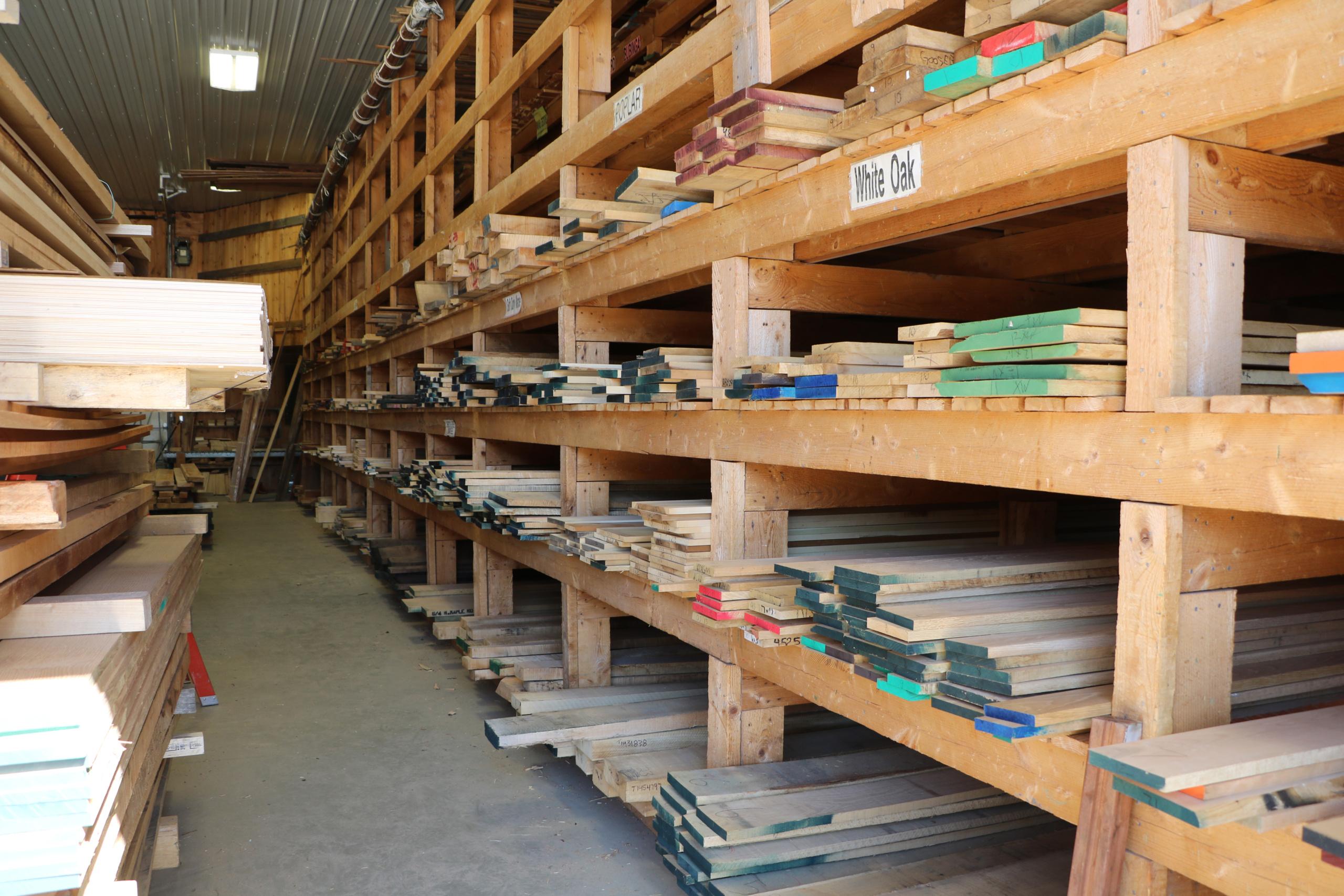 HardwoodRacksGoosebayLumberNH 1