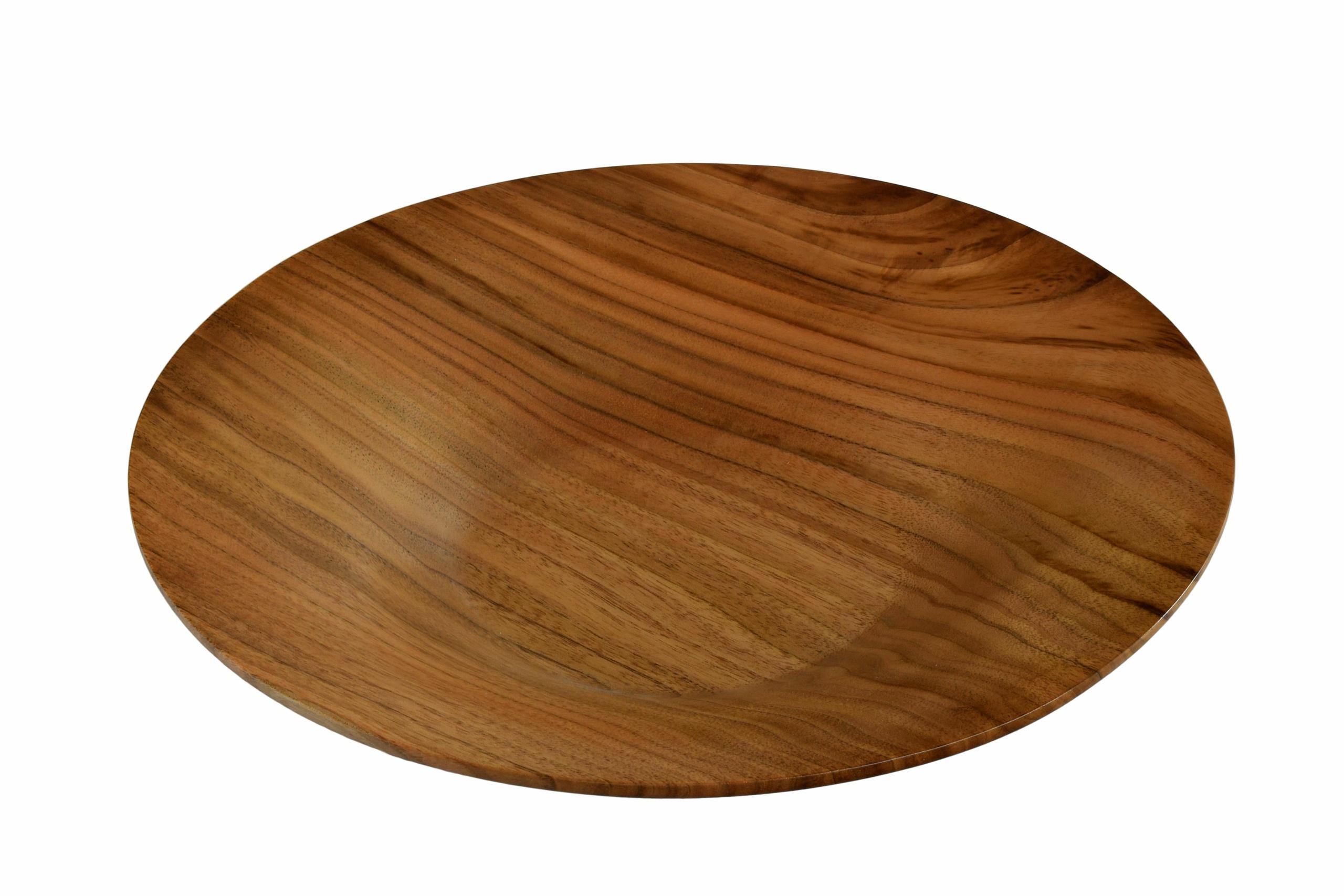 butternut wood turned bowl