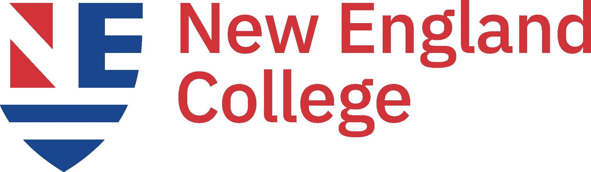 NE College logo