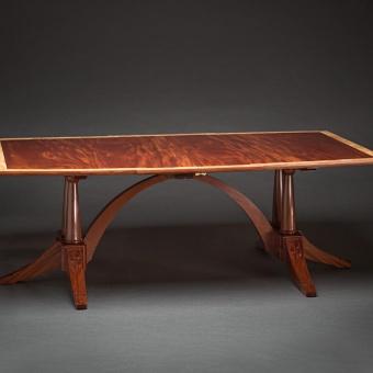 david lamb custom handmade table