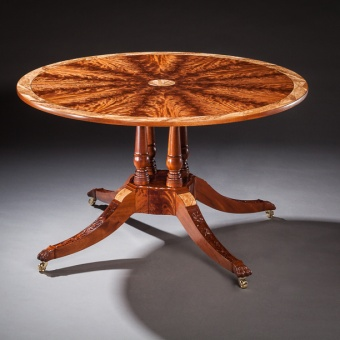 david lamb custom table