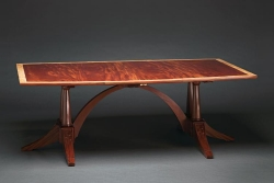 david lamb handmade salek table