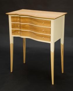 handmade custom furniture by furniture master Evan L. Court