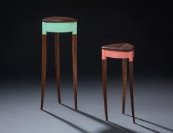 handmade custom table by furniture master Evan L. Court
