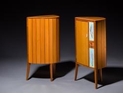 handmade custom cabinets by furniture master Garrett Hack