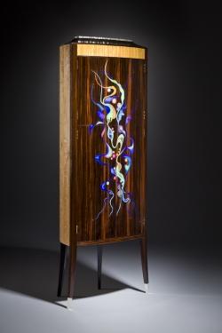 custom handmade cabinet by furniture master garrett hack