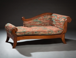 swooning sofa Jeffrey Roberts handmade custom furniture master