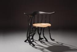 jon brooks handmade art chair custom furniture master