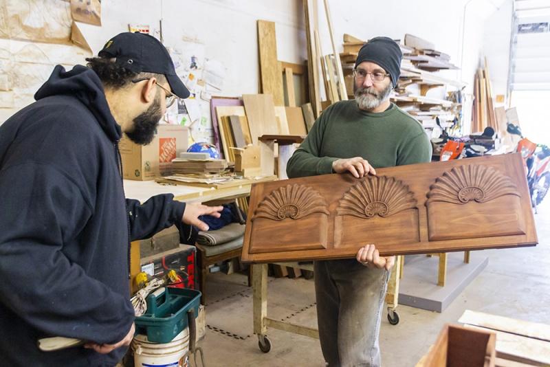 nh furniture masters nhia student partnerships