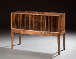 custom handmade sideboard cabinet by furniture master owain harris