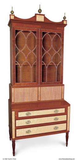 custom handmade by furniture master richard oedel