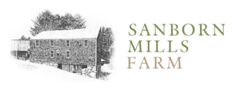 sanborn mills farm logo