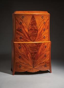 custom handmade chest by furniture master tom mclaughlin